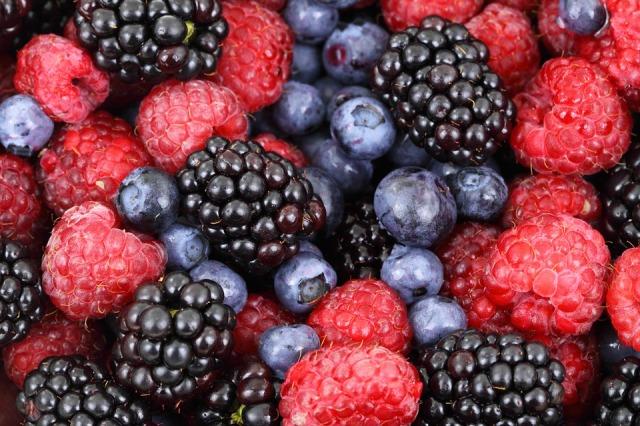 Berries. Pixabay